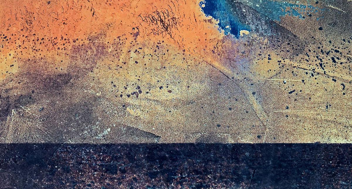 Neuland, Abstrakte Fotografie, Ulrich Raschke
